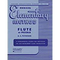 Rubank Elementary Method - Flute or Piccolo
