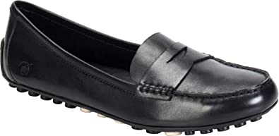NAVY PATENT WOMENS NEW LOAFERS-RIVER UK SIZES 3-8