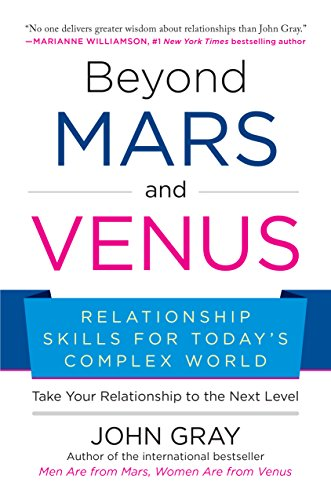 Beyond Mars and Venus: Relationship Skills for Today's Complex World cover