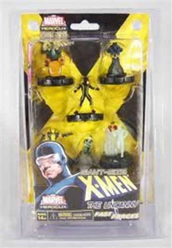 Marvel HeroClix The Uncanny XMen Fast Forces 6Pack by WizKidsの商品画像