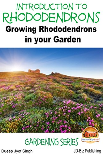 Rhododendron Garden - Introduction to Rhododendrons - Growing Rhododendrons in your Garden
