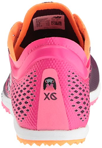 Zapatillas De Deporte New Balance Para Mujer 5000v3, Azul Marroquí / Piscis, 9 B Us Dark Mulberry / Alpha Pink