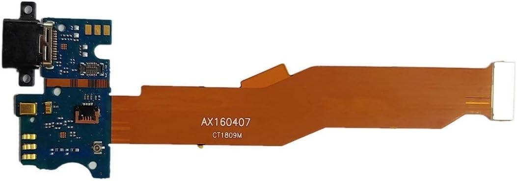 GzPuluz Cable Flexible Reemplazo de Flex Cable de la Cinta del Puerto de Carga y del micrófono de Carga for Xiaomi Mi 5