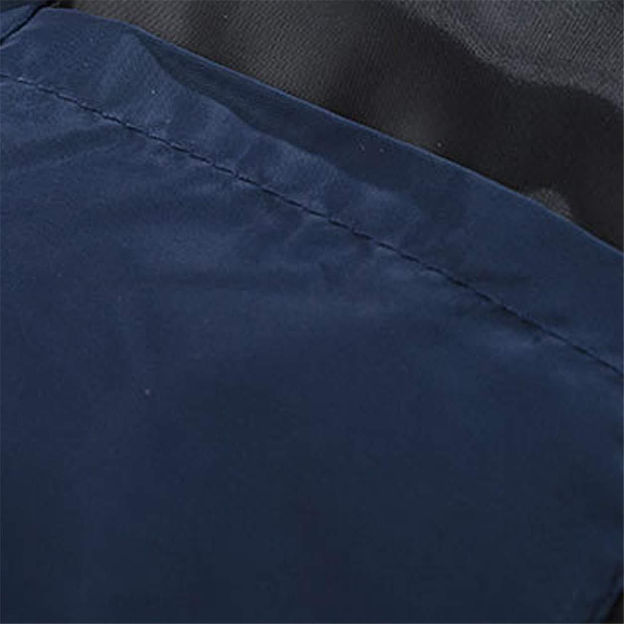 Manteaux dhiver pour Hommes Sweatshirts Homme Gar/çon Lettre Cardigan /à Capuche Impression Alphab/étique Manteau Zipper Coton /Épaissie Veste Bellelove