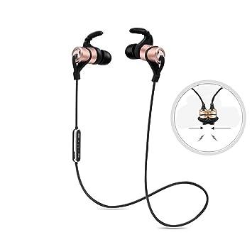 Auriculares Inalámbricos,SUAVER Auriculares Bluetooth 4.1,Auriculares In Ear Estéreo, Cascos inálambrico Deportivos