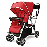 Cynebaby Double Stroller Convenience Urban Image