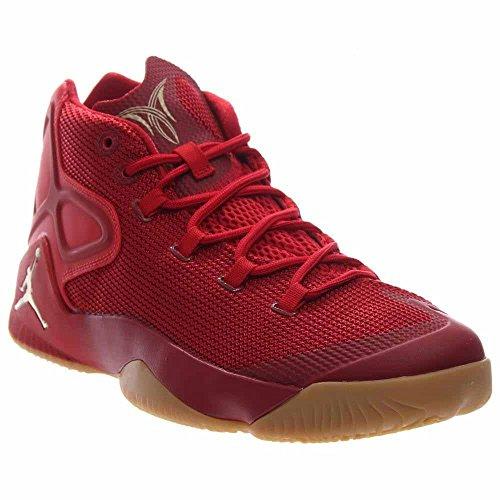 lo M12 Gym Red/Mtlc Gld STR/Chllng RD Basketball Shoe 10.5 Men US ()