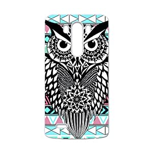 Unique black owl Cell Phone Case for LG G3
