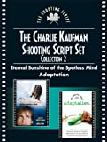 Charlie Kaufman Shooting Script Set, Collection 2: Eternal Sunshine of the Spotless Mind and Adaptation (Newmarket Shooting Script)