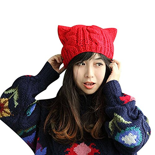 rosso alcyoneo alcyoneo Cappello donna donna alcyoneo Cappello Cappello rosso wfwqvRI1x