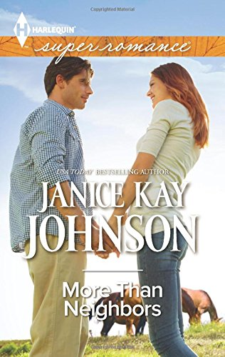Amazon.com: More Than Neighbors (Harlequin Super Romance (Larger ...