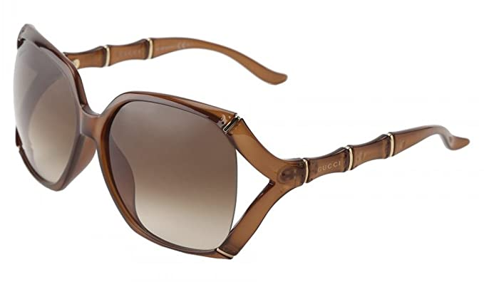 8a5e9f4330 Image Unavailable. Image not available for. Colour  Gucci Women s 3508 S  Rectangle Sunglasses ...