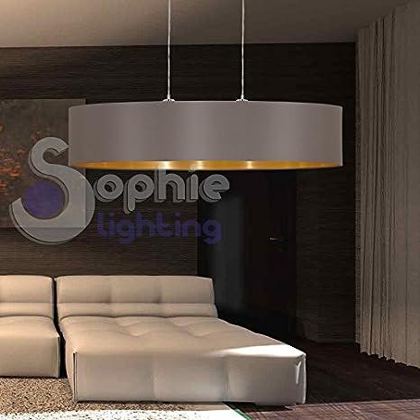 Lámpara de techo lámpara colgante ajustable lámpara pantalla ...