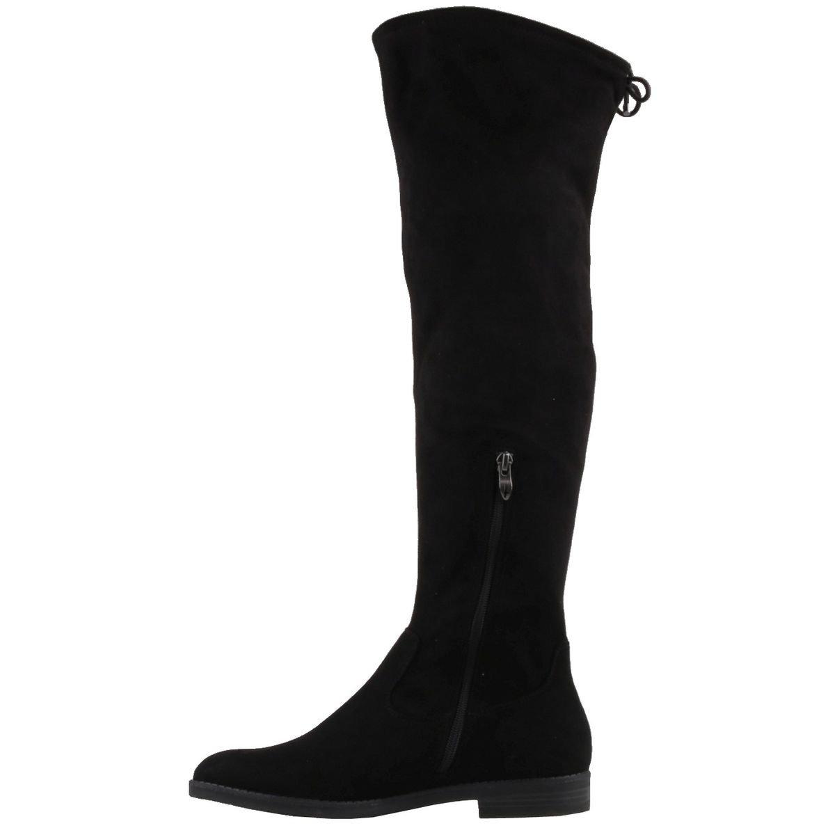 Tamaris 25568, Damen Over Knee Stiefel, Schwarz (Black 001
