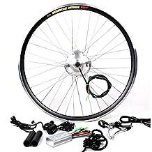 36V350W Hub Motor Electric Bike Conversion Kit + LCD+ Disc Brake Theebikemotor