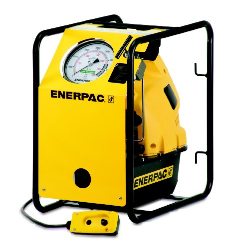 Enerpac ZUTP1500I Universal Electric Pump with 1500 Barometers and 230V National Electrical Manufacturers Association 6 to 15 Plug by Enerpac