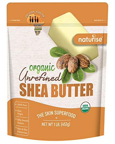 Naturise Butter Organic Unrefined Ivory product image