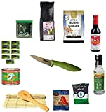 Sushipaket 20tlg. Sparen Sie! Starter Sushi Set sushiset Starterpaket Sushikit