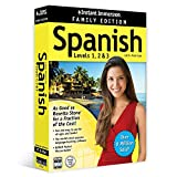 Instant Immersion Spanish Levels 1 2 3 Family Edition Language Learning Course