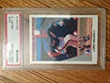1990 Leaf Baseball Larry Walker Rookie Card PSA Graded 8! Colorado Rockies, Montreal Expos, St. Louis Cardinals