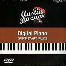 Austin Bazaar Instructional DVD for Digital Piano
