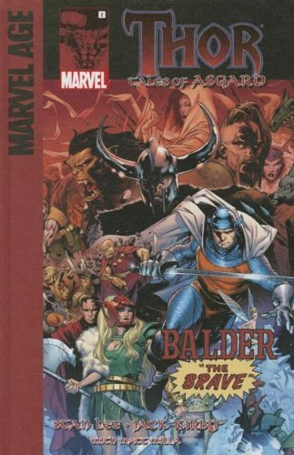 Balder the Brave (Marvel Age Thor: Tales of Asgard) by Stan Lee (2013-09-01)