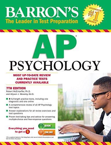 Amazon barrons ap psychology 7th edition ebook robert barrons ap psychology 7th edition by mcentarffer phd robert fandeluxe Images