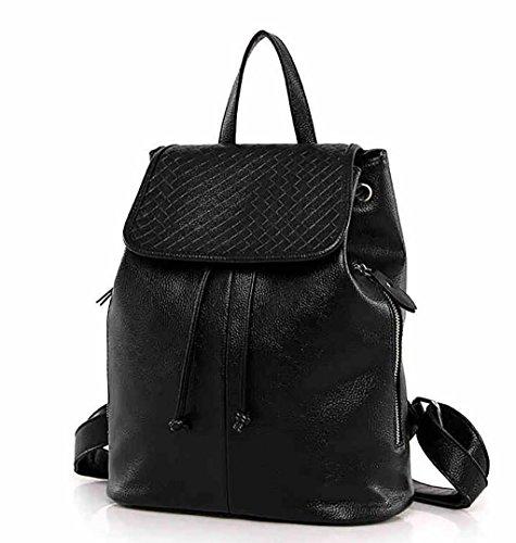 Shoulder Bag / Women Knitting Backpack