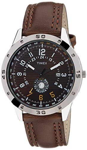 Timex Fashion Analog Multi-Color Dial Men's Watch – TI000U90300