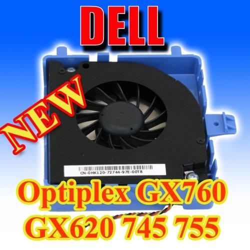 Dell OptiPlex GX620 745 755 760 USFF Hard Drive HDD Cooling