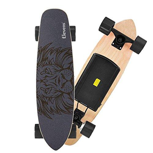 28 Electric Skateboard – Gravity Electric Skateboard by Body Control,10MPH 7Mails Electirc Board