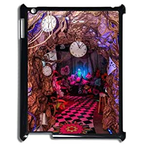 Clzpg Customized Ipad2,3,4 Case - Alice in Wonderland shell phone case