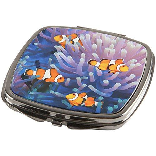 Clownfish Sea Anemone Compact