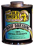 equestrian timers - HEALTHY HAIRCARE PRODUCT Old Timers Hoof Dressing, 32 OZ