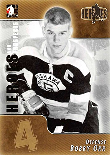 Heroes and Prospects #171 Bobby Orr Oshawa Generals Hockey Card ()