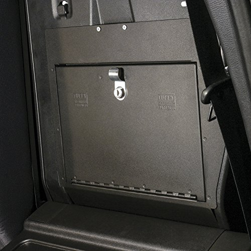 Tuffy 331-01 Behind Seat Cubby Cover for 2005-Current Toyota Tacoma
