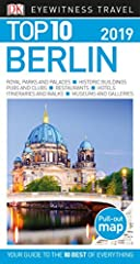 """Newly revised, updated, and redesigned for 2016.True to its name, DK Eyewitness Travel Guide: Top 10 Berlin covers all the city's major sights and attractions in easy-to-use """"top 10"""" lists that help you plan the vacation that's right for you...."""