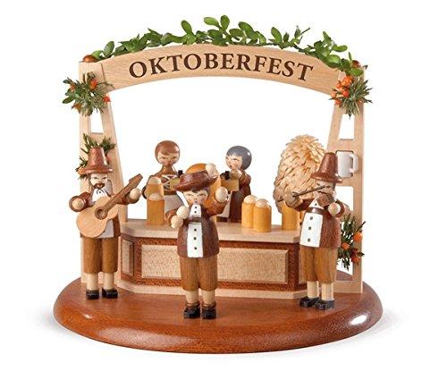La plataforma del adorno para el juego eléctrico dosifica el jardín bávaro de la cerveza, el 13cm, ø15cm