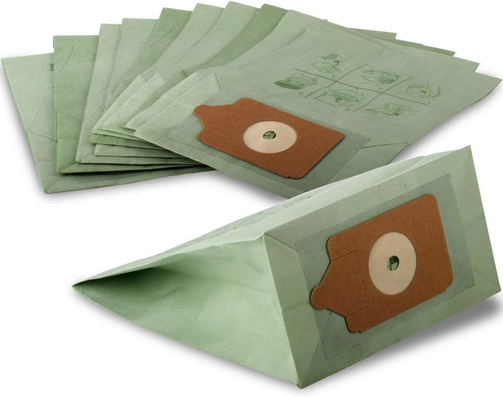 Find A - Bolsas de papel de repuesto para aspiradora Numatic Henry Hetty Hoover (10 unidades): Amazon.es: Hogar