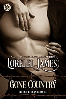 Gone Country (Rough Riders Book 14) by [James, Lorelei]