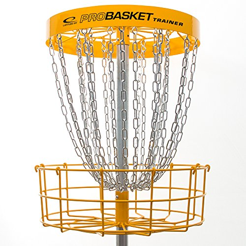 Latitude 64 Golf Discs ProBasket Trainer 26 Chain Disc Golf Basket Target by Latitude 64