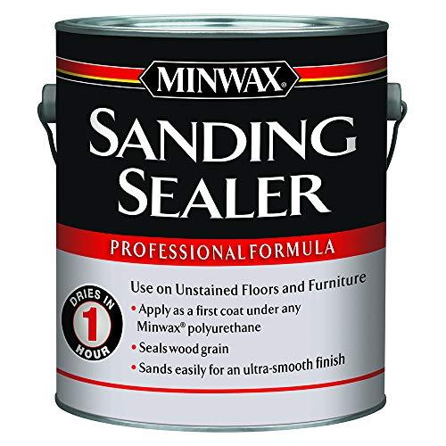 minwax lacquer sanding sealer - 3