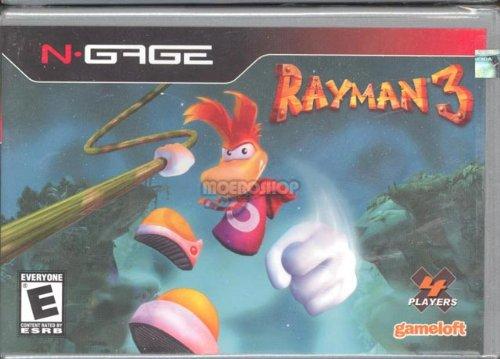 Rayman 3 for Nokia N-Gage