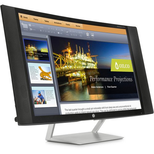 HP Elite Display K1M38AA#ABA 27-Inch Screen LED-Lit Monitor