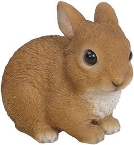 Hi-Line Gift Ltd Sitting Rabbit Statue, Small