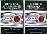 Residual Stresses : Science and Technology, , 1851668578