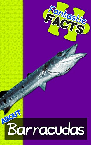Fantastic Facts About Barracudas: Illustrated Fun Learning For Kids