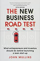 ROAD TEST YOUR IDEA BEFORE YOU LAUNCH YOUR LEAN START-UP      Thinking about starting a new business? Stop! Is there a genuine market for your idea? Do you really want to compete in that industry? Are you the right person to pursue it? No ma...