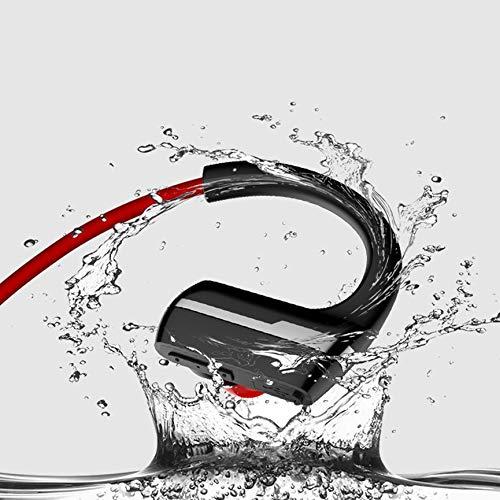 Peanutaoc P9 Auricolare Wireless Traspirante in-Ear ad Alta fedelt/à Sport Auricolare in Esecuzione Cuffia Stereo Auricolare Vivavoce per PC Telefono