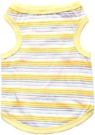 Ollypet - Camisa Amarilla para Mascotas pequeñas, Ropa de Perro ...